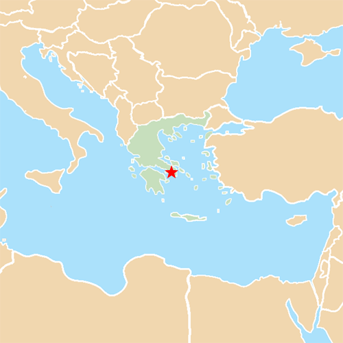 Capitales answer: ATHÈNES