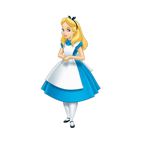 Cartoons 3 answer: ALICE
