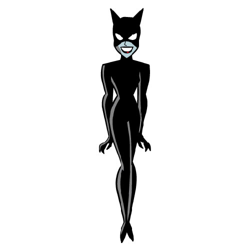 Cartoons 3 answer: CATWOMAN