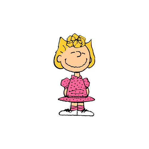 Cartoons 3 answer: SALLY BROWN