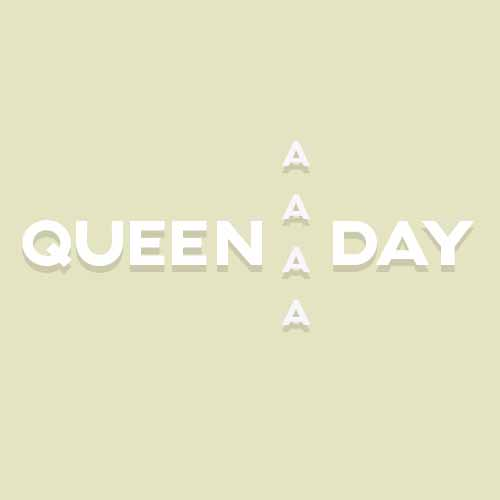 Catchphrases 3 answer: QUEEN FOR A DAY