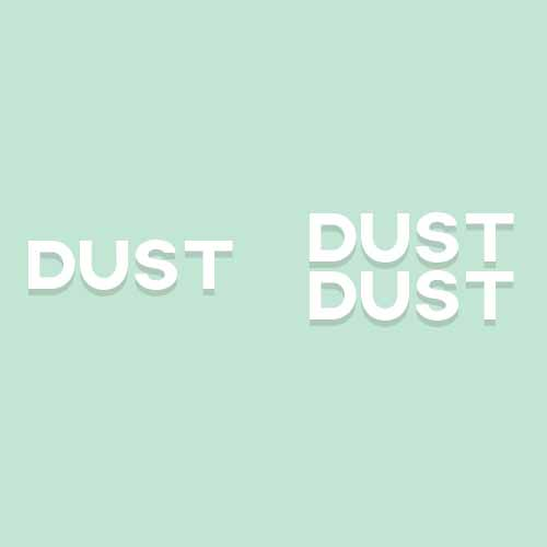 Catchphrases 3 answer: DUST TO DUST