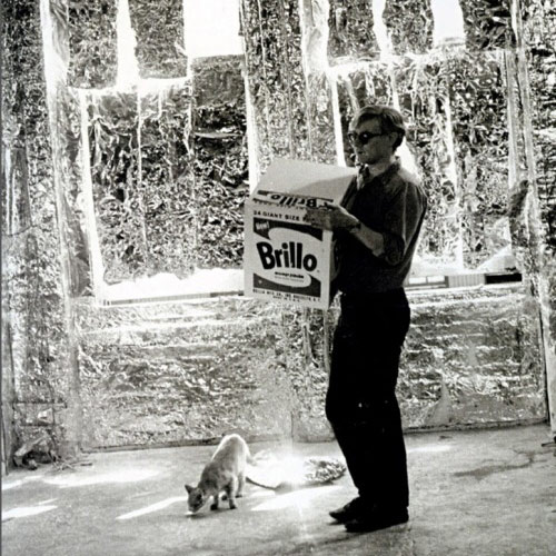 Cat Lovers answer: ANDY WARHOL