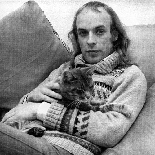 Cat Lovers answer: BRIAN ENO