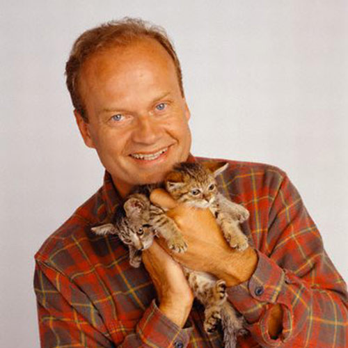 Cat Lovers answer: KELSEY GRAMMAR