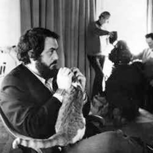 Cat Lovers answer: STANLEY KUBRICK