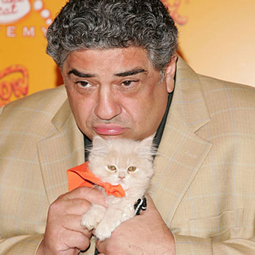 Cat Lovers answer: VINCENT PASTORE