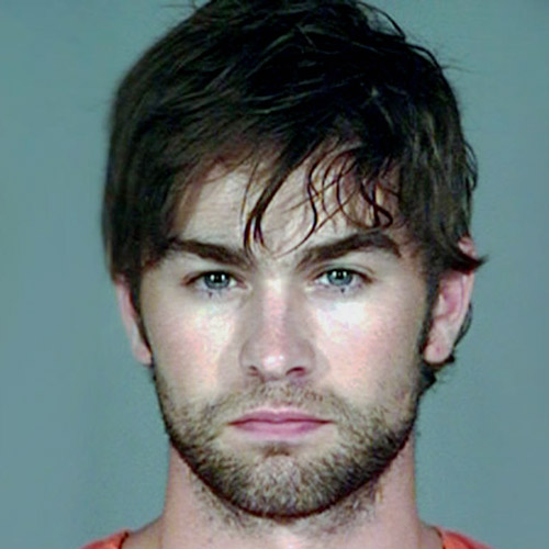 Celeb Mugshots answer: CHACE CRAWFORD