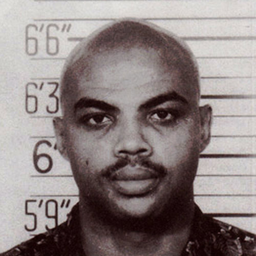 Celeb Mugshots answer: CHARLES BARKLEY