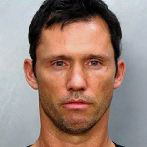 Celeb Mugshots answer: JEFFREY DONOVAN
