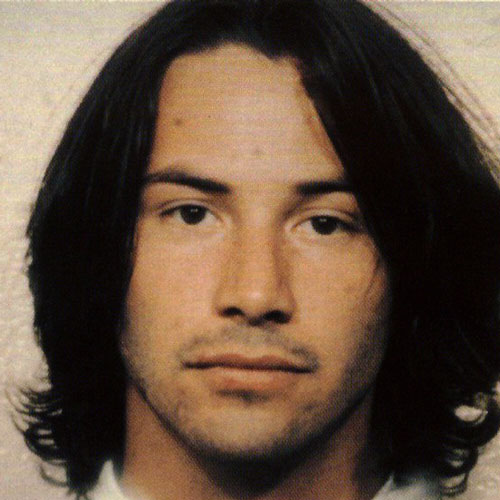 Celeb Mugshots answer: KEANU REEVES