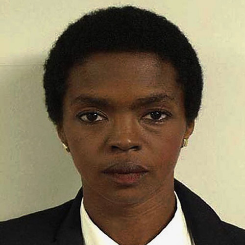 Celeb Mugshots answer: LAURYN HILL