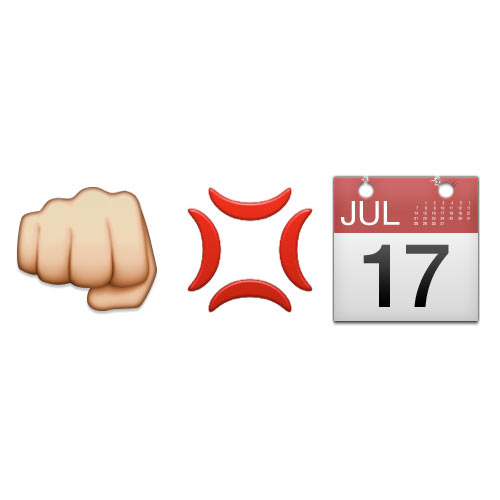 Christmas Emoji answer: BOXING DAY