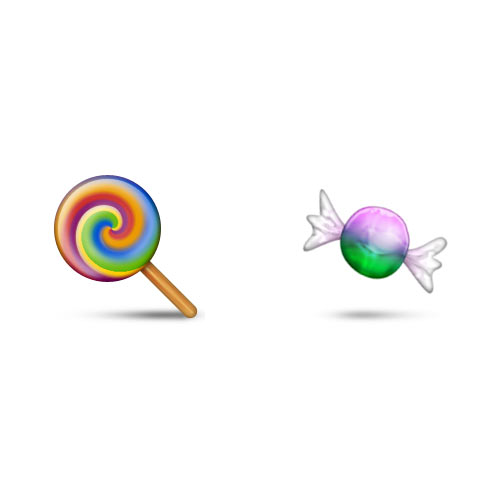 Christmas Emoji answer: CANDY