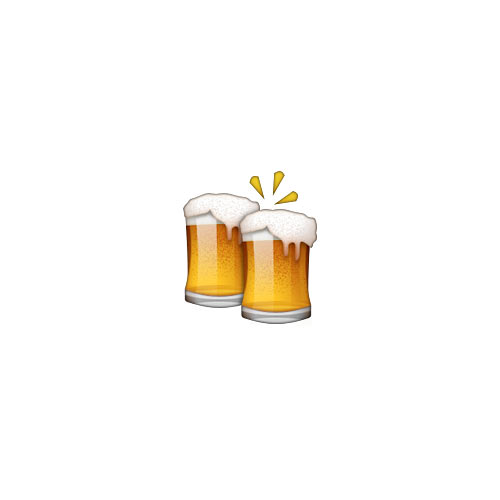 Christmas Emoji answer: CHEERS