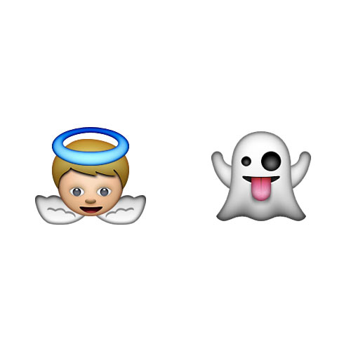 Christmas Emoji answer: HOLY SPIRIT