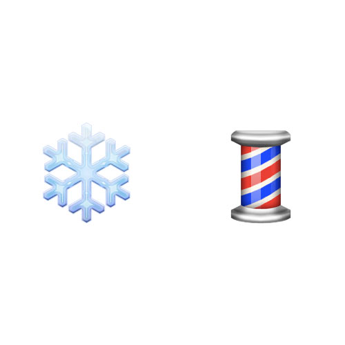 Christmas Emoji answer: NORTH POLE