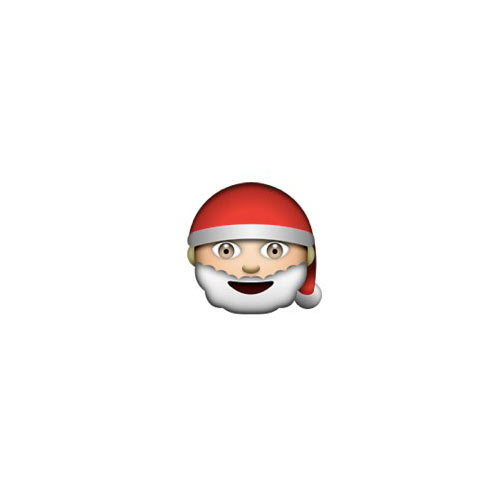 Christmas Emoji answer: SANTA