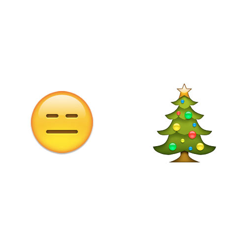 Christmas Emoji answer: SCROOGE