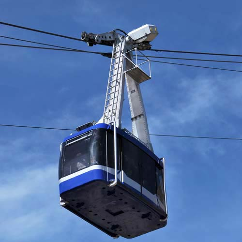 C is for... answer: CABLE CAR