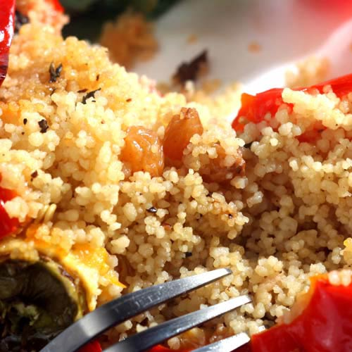C is for... answer: COUSCOUS