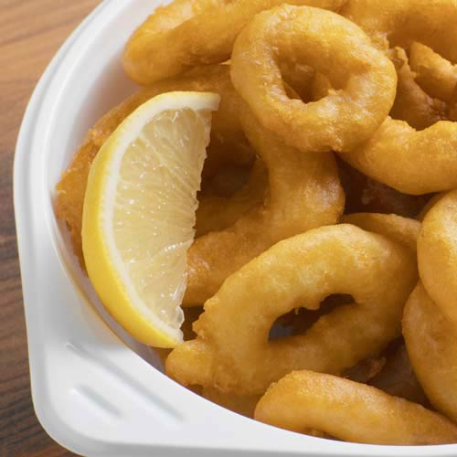 C is for... answer: CALAMARI