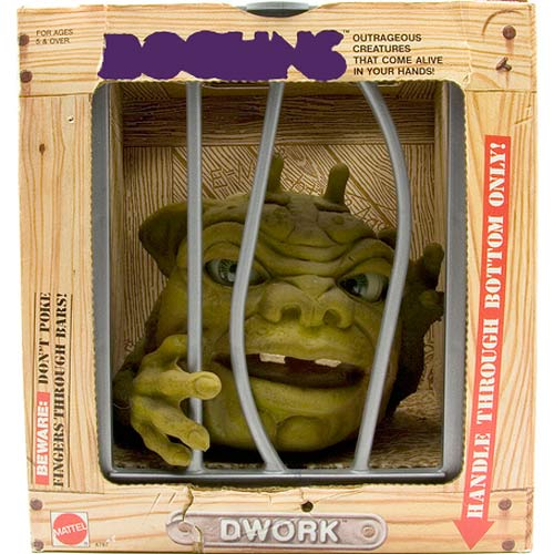 Classic Toys answer: BOGLINS