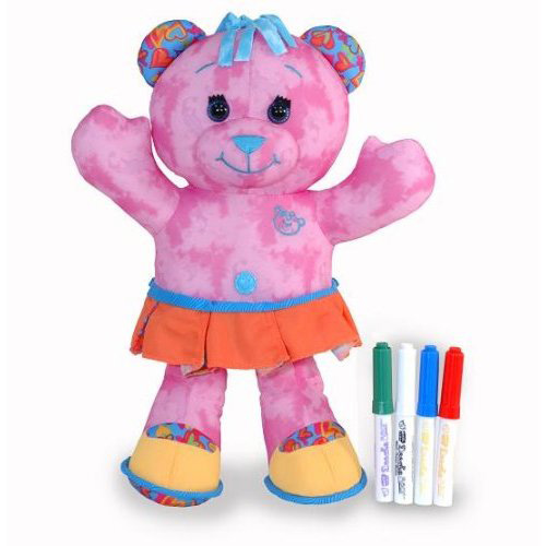 Classic Toys answer: DOODLE BEAR