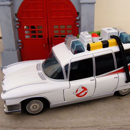 Classic Toys answer: ECTO-1