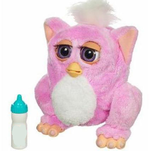 Classic Toys answer: FURBY BABY