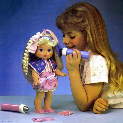 Classic Toys answer: LIL MISS MAKEUP