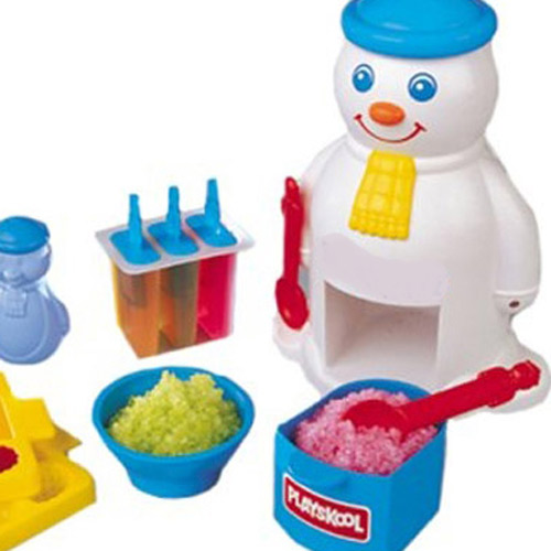 Classic Toys answer: MR FROSTY