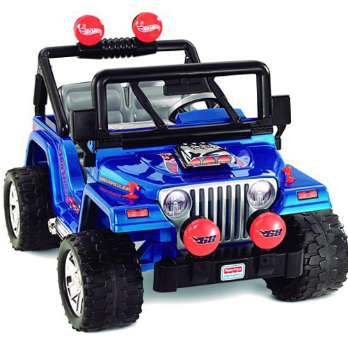 Classic Toys answer: POWER WHEELS