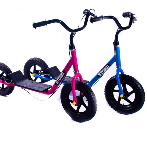 Classic Toys answer: SCOOTERS