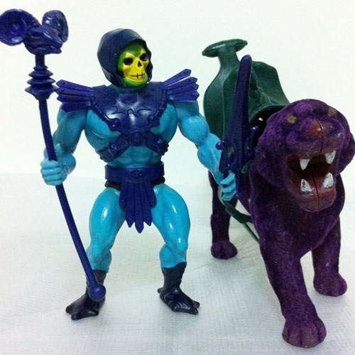 Classic Toys answer: SKELETOR