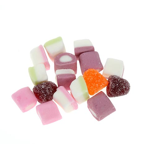 Confiserie answer: DOLLY MIXTURE