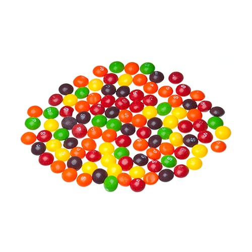 Confiserie answer: SKITTLES