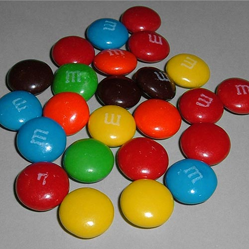 Confiserie answer: M&M