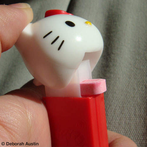 Confiserie answer: PEZ