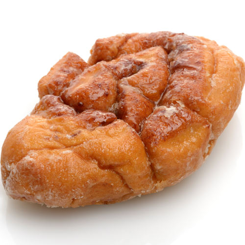Desserts answer: APPLE FRITTER