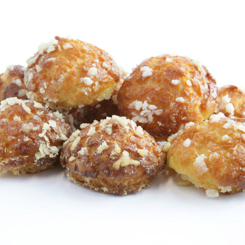 Desserts answer: CHOUQUETTES