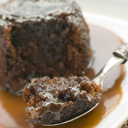 Desserts answer: STICKY TOFFEE
