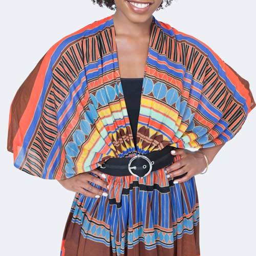 D is for... answer: DASHIKI