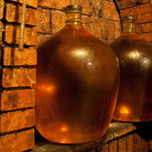 D is for... answer: DEMIJOHN