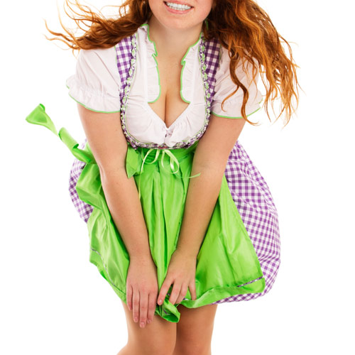 D is for... answer: DIRNDL