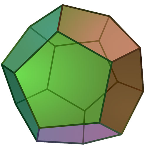 D is for... answer: DODECAHEDRON