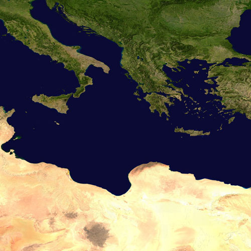 Earth from Above answer: MEDITERRANEAN