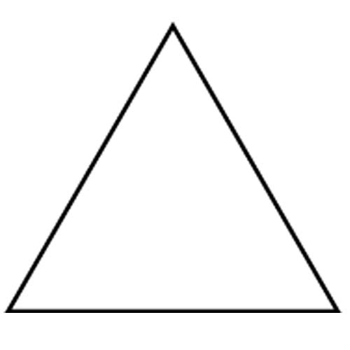 E is for... answer: EQUILATERAL