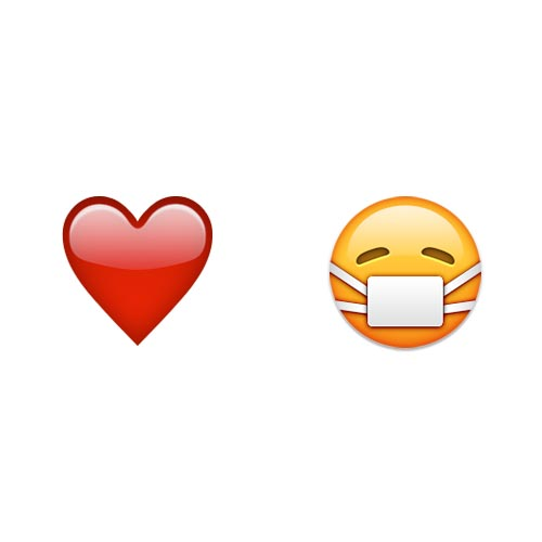 Emoji Quiz 3 answer: LOVE SICK
