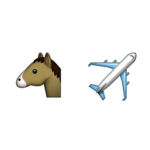 Emoji Quiz 3 answer: PEGASUS